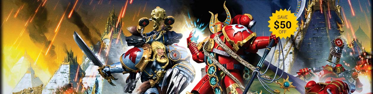 Pre-order Horus Heresy: Burning of Prospero