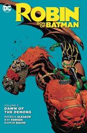 Robin Son Of Batman Vol. 2 by Patrick Gleason