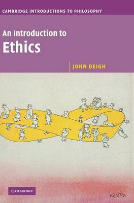 An Introduction to Ethics by John Deigh image