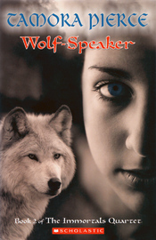 Wolf-speaker (The Immortals #2) by Tamora Pierce