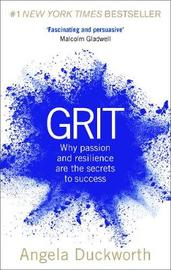 Grit by Angela Duckworth