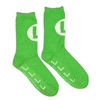 Super Mario Bros: Cozy Luigi - Crew Socks
