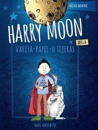 Harry Moon Origin Barita-Papel -O Tijeras by Mark Andrew Poe image