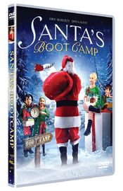 Santa's Bootcamp on DVD