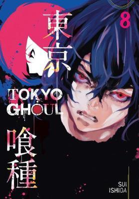 Tokyo Ghoul Vol 8 by Sui Ishida