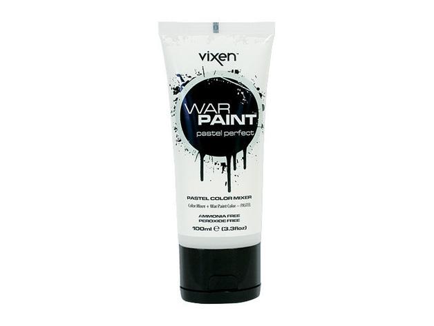 Vixen War Paint Temporary Hair Colour - Pastel Perfect