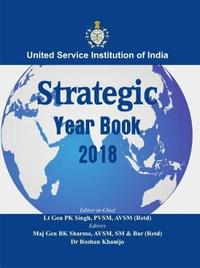 Strategic Yearbook 2018 image