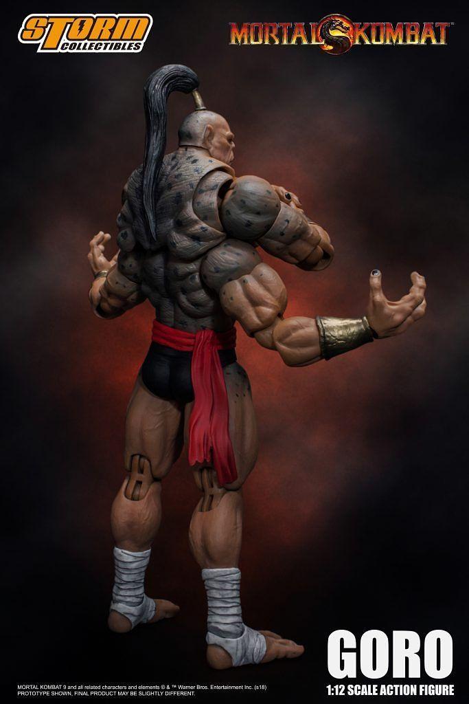 Mortal Kombat: Goro - Action Figure