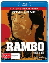 Rambo: First Blood on Blu-ray