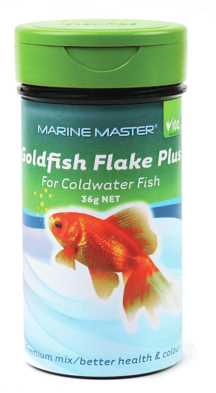 Vitapet: Goldfish Flakes 36g image