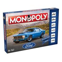 Monopoly: Ford 100th Anniversary Collector's Edition image