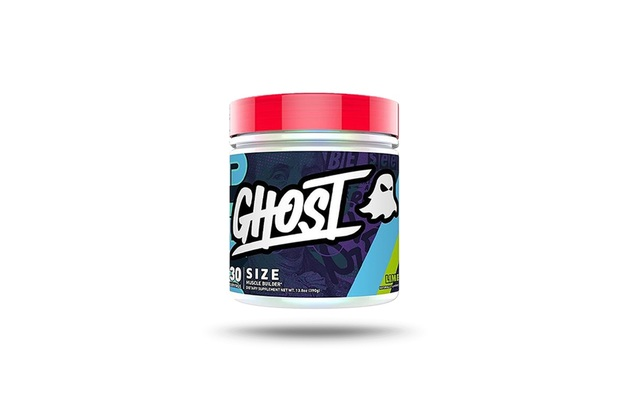 Ghost: Size Creatine Muscle Builder - Lime (30 Serve)