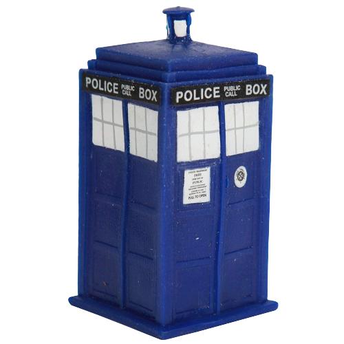Doctor Who: Stress Toy - TARDIS image