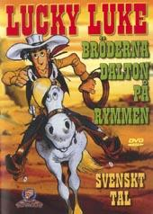 Lucky Luke - Daltons On The Loose(g) on DVD