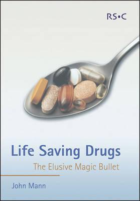 Life Saving Drugs by John Mann image