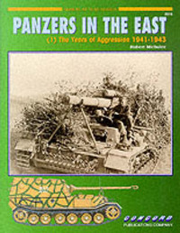 Panzers in the East: v. 1 by Robert Michulec image