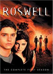 Roswell - Season 1 (6 Disc Box Set) on DVD
