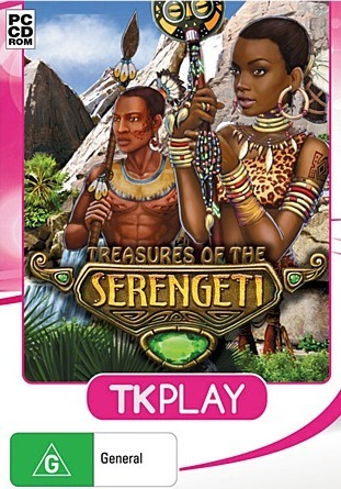 Treasures of the Serengeti (TK play) for PC image