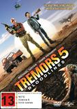 Tremors 5: Bloodlines DVD