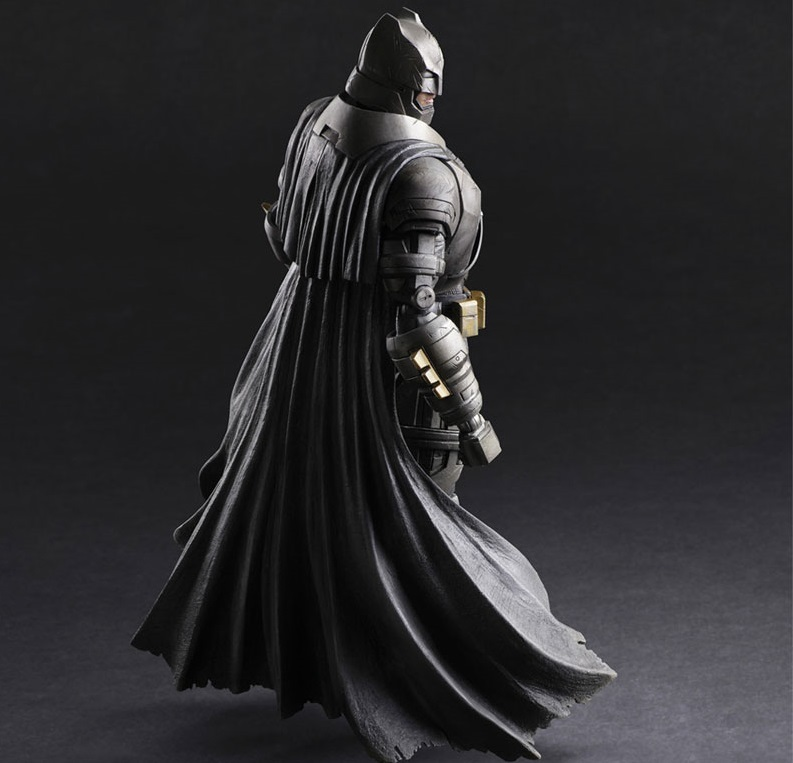 Batman vs Superman - Armoured Batman Play Arts Kai Figure image