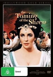 The Taming of the Shrew on DVD