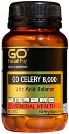 Go Healthy GO Celery 8000 (60 Capsules)