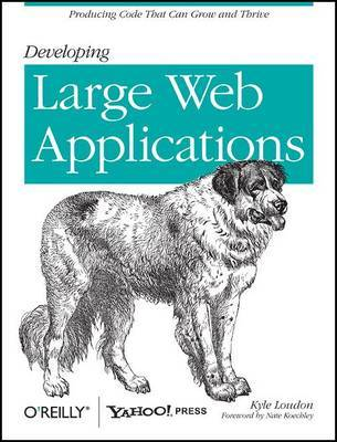 Developing Large Web Applications by Kyle Loudon image