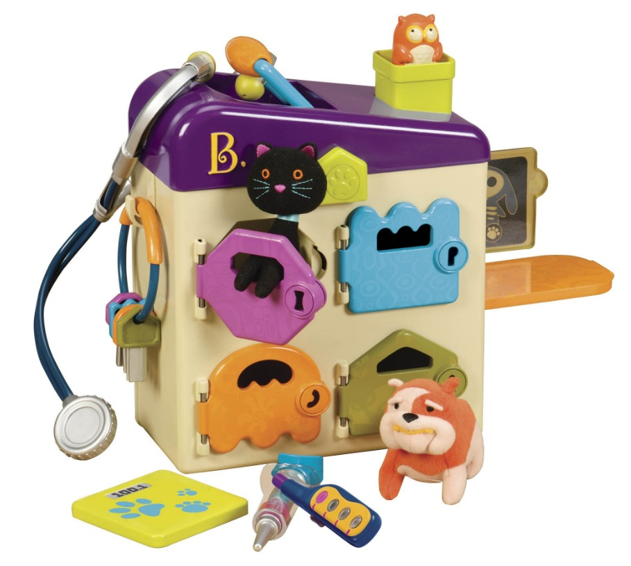 Battat: B. Pet Vet - Activity Set image