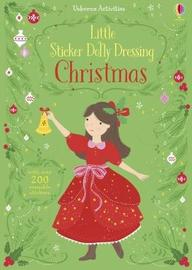 Little Sticker Dolly Dressing Christmas by Fiona Watt