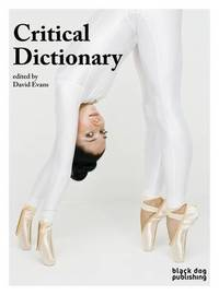 Critical Dictionary by David Evans