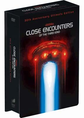 Close Encounters Of The Third Kind - 30th Anniversary Ultimate Edition on DVD image