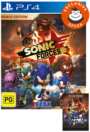 Sonic Forces Bonus Edition for PS4