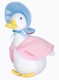 Peter Rabbit: Jemima Puddle Duck - Silky Beanbag Plush