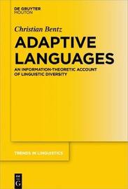 Adaptive Languages by Christian Bentz image