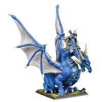 Kings of War: High Paladin on Dragon