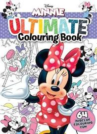 Minnie: Ultimate Colouring Book (Disney) image