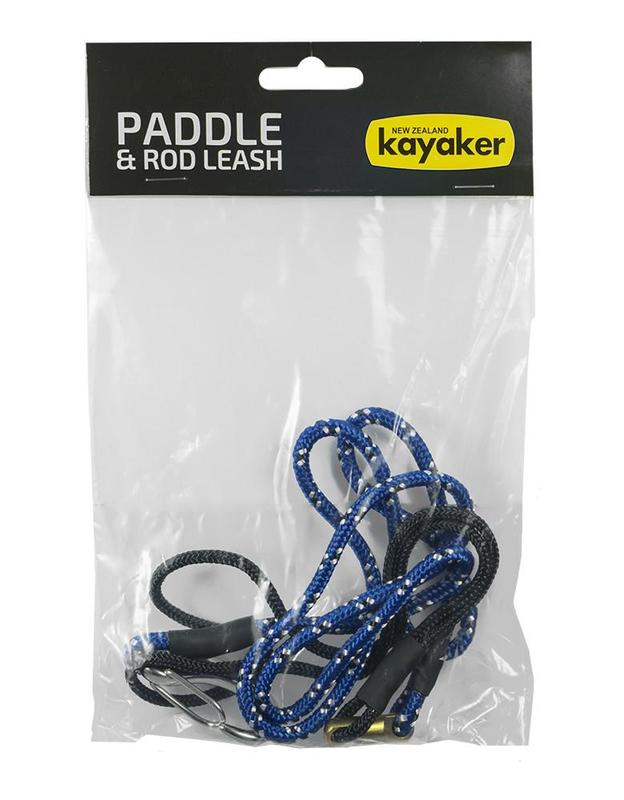 Kayak Rod and Paddle Leash
