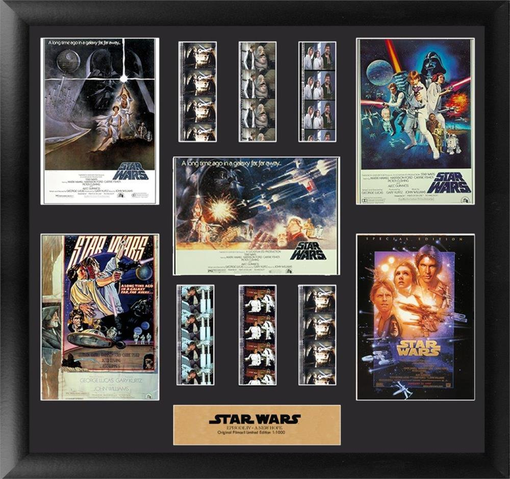 FilmCells: Montage Frame - Star Wars (A New Hope) image