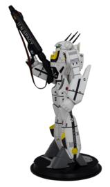 Robotech: VF-1S Roy Fokker Battloid - 1:42 Scale Statue image
