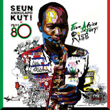 From Africa With Fury: Rise (2LP) by Seun Kuti & Egypt 80