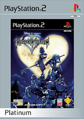 Kingdom Hearts (Platinum) for PS2
