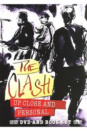 Clash - Up Close And Personal (DVD + Book) on DVD