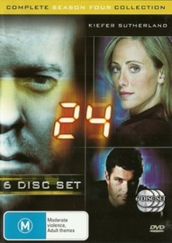 24 - Season 4 on DVD