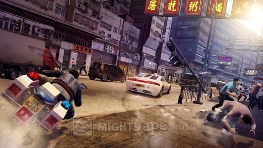 Sleeping Dogs (Classics) for X360 image