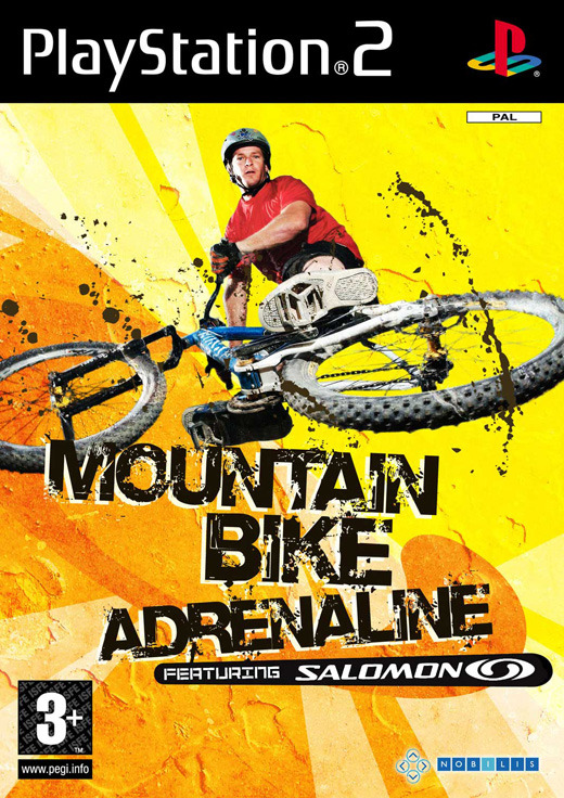 Mountain Bike Adrenaline for PlayStation 2