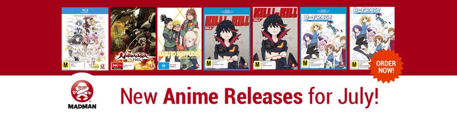 Anime July