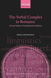 The Verbal Complex in Romance by Paola Monachesi image