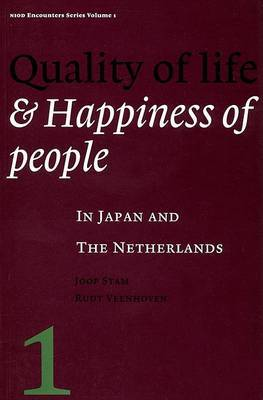 Quality of Life & Happiness of People in Japan and the Netherlands image