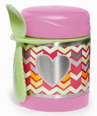 Skip Hop: Forget Me Not Insulated Food Jar - Heart