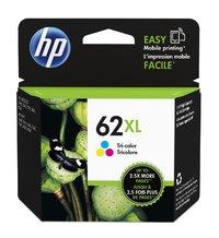 HP 62XL Ink Cartridge C2P07AA - High Yield (Tri-Color)